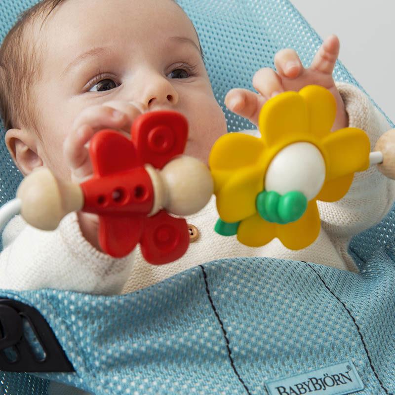 Babybjorn, Игрушка для кресла -шезлонга Balance, Летающие друзья