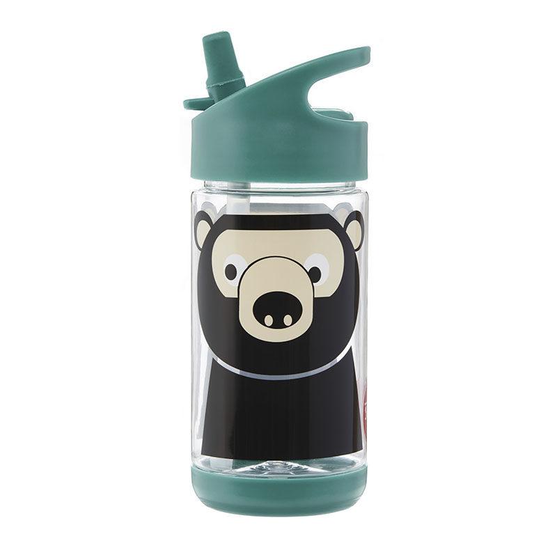 3 Sprouts Бутылочка для воды, Bear