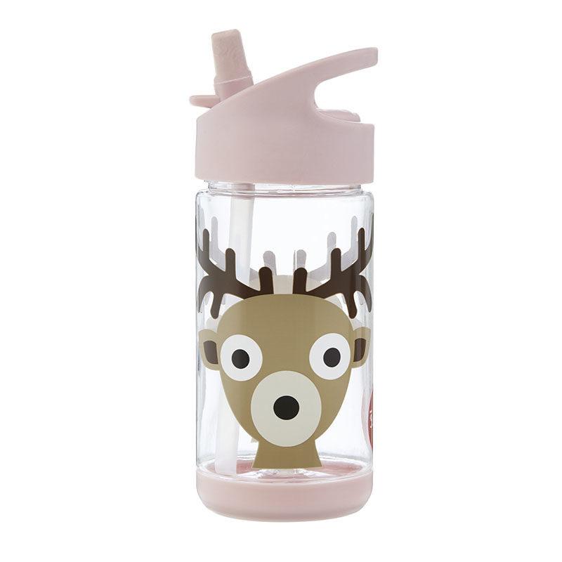 3 Sprouts Бутылочка для воды water bottle, Deer
