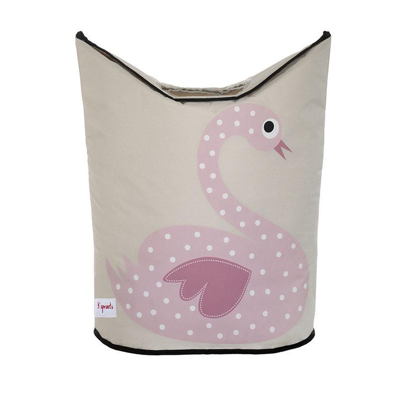 Корзина для белья 3 Sprouts дизайн Лебедь