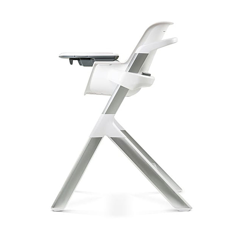 4moms High-chair Стульчик для кормления, White/Green