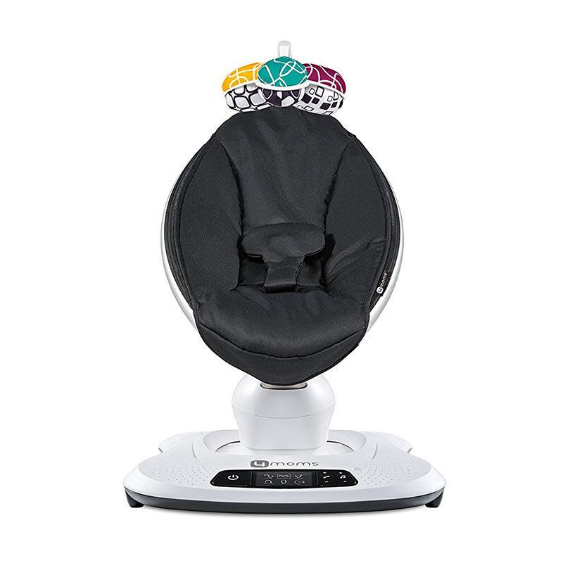 4moms mamaRoo 4.0 Кресло-качалка 4moms, Мультиплюш-1