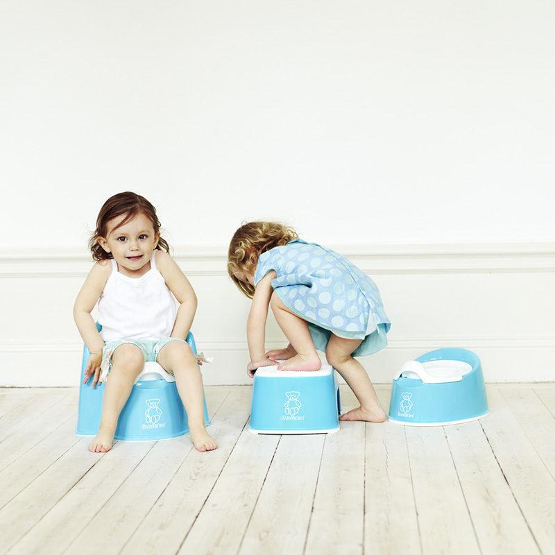 Babybjorn Горшок-кресло, бирюзовый 0551.13 (2)