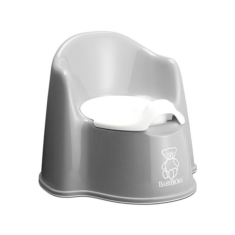 Babybjorn Горшок-кресло, серый 0551.25 (
