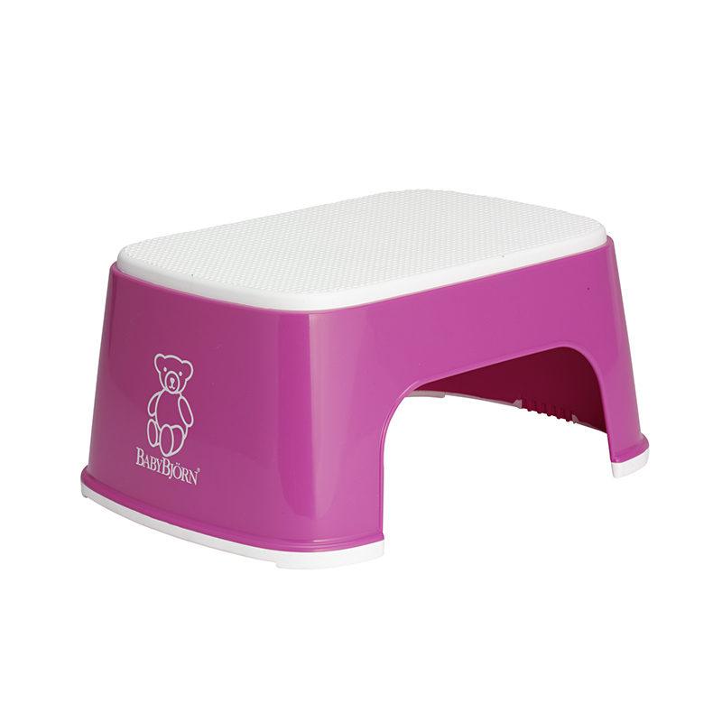 Babybjorn Стульчик-подставка, розовый 0611.55