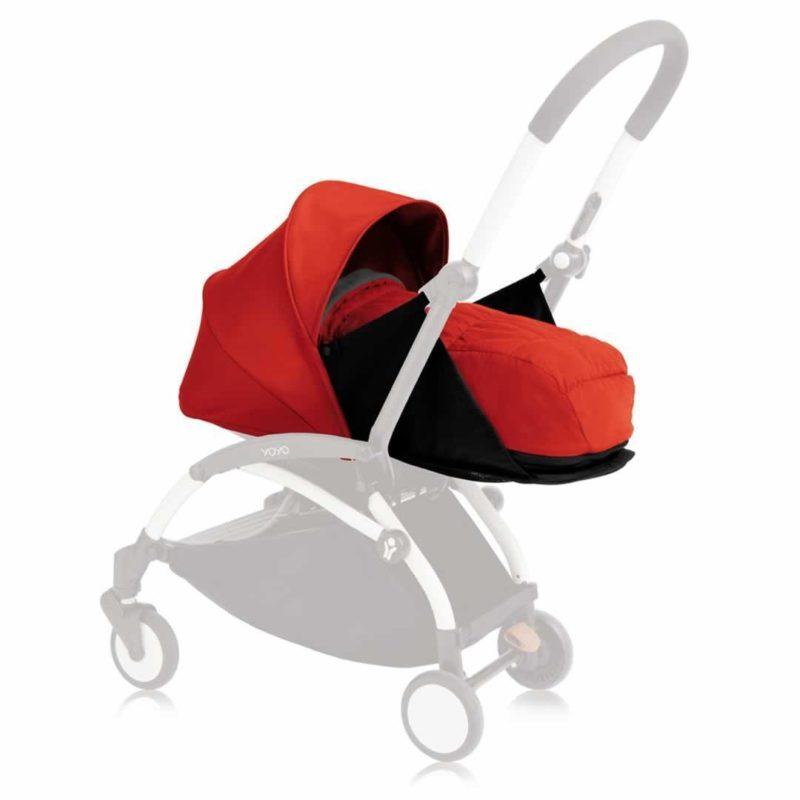Babyzen Yoyo Plus 2017 Newborn Pack Комплект люльки для новорожденного, Red