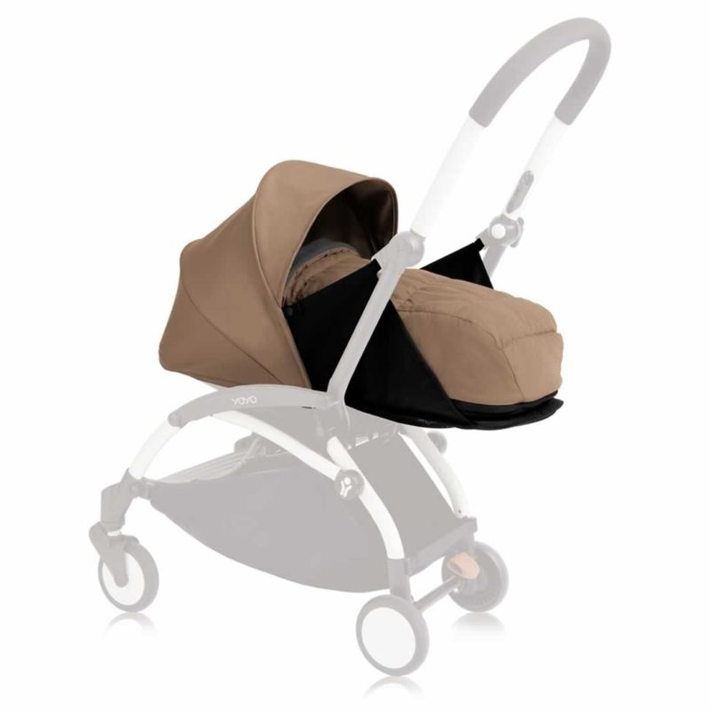 Babyzen Yoyo Plus 2017 Newborn Pack Комплект люльки для новорожденного, Taupe