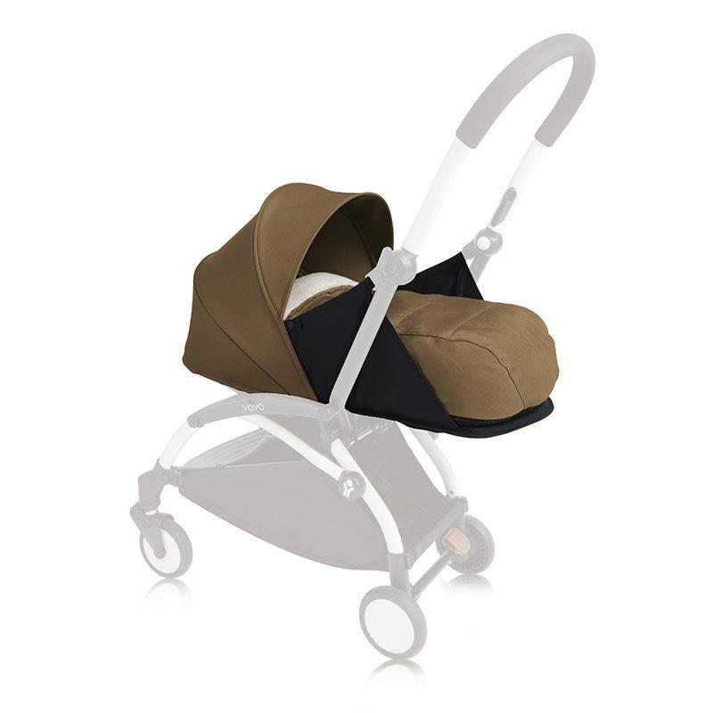 Babyzen Yoyo Plus 2019 Newborn Pack Комплект люльки Toffee