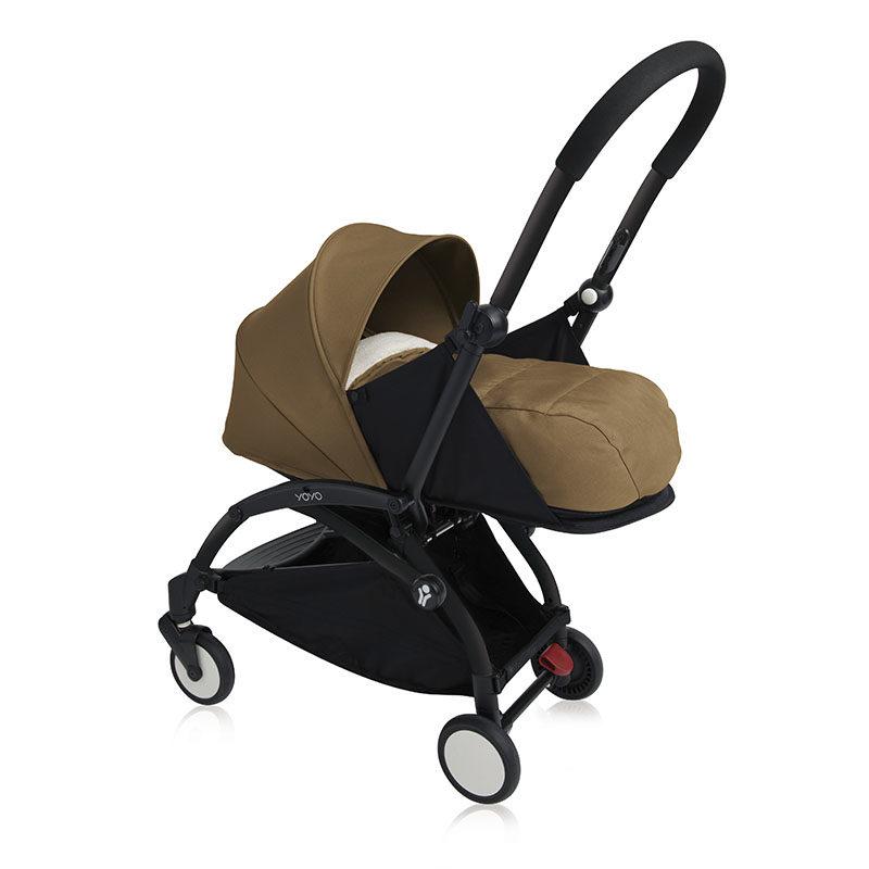 Babyzen Yoyo Plus 2019 Newborn Pack Комплект люльки, Toffee
