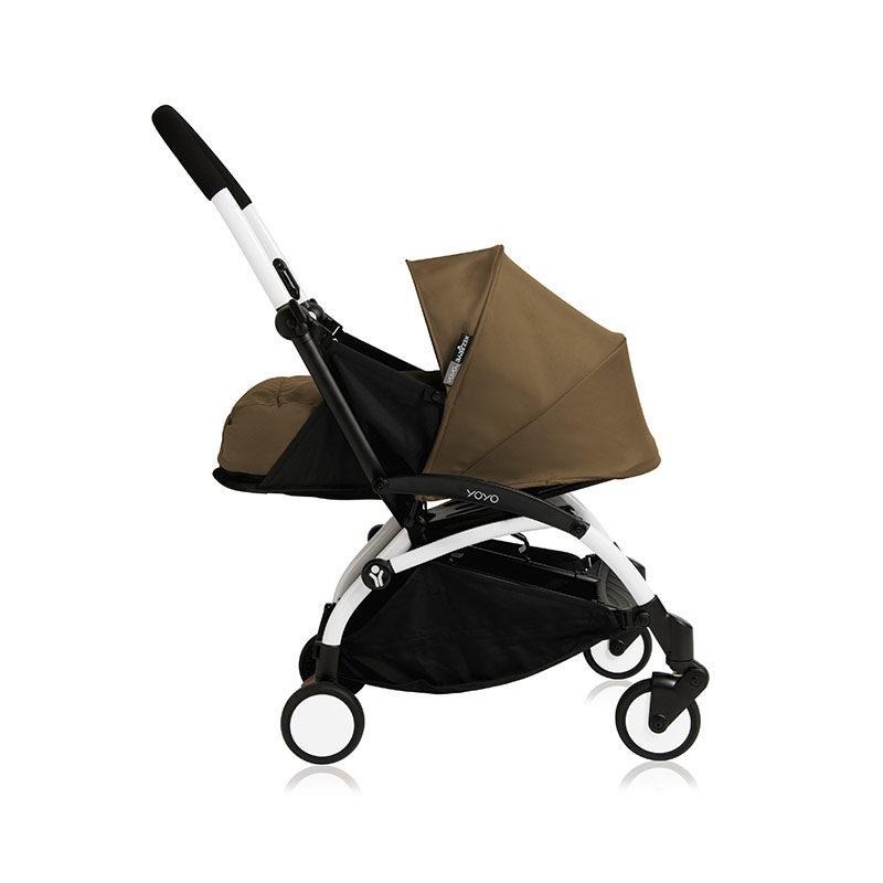 Babyzen Yoyo Plus 2019 Newborn Pack Комплект люльки новорожденного, Toffee