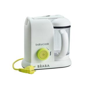 Beaba Babycook Solo блендер-пароварка Neon 912462