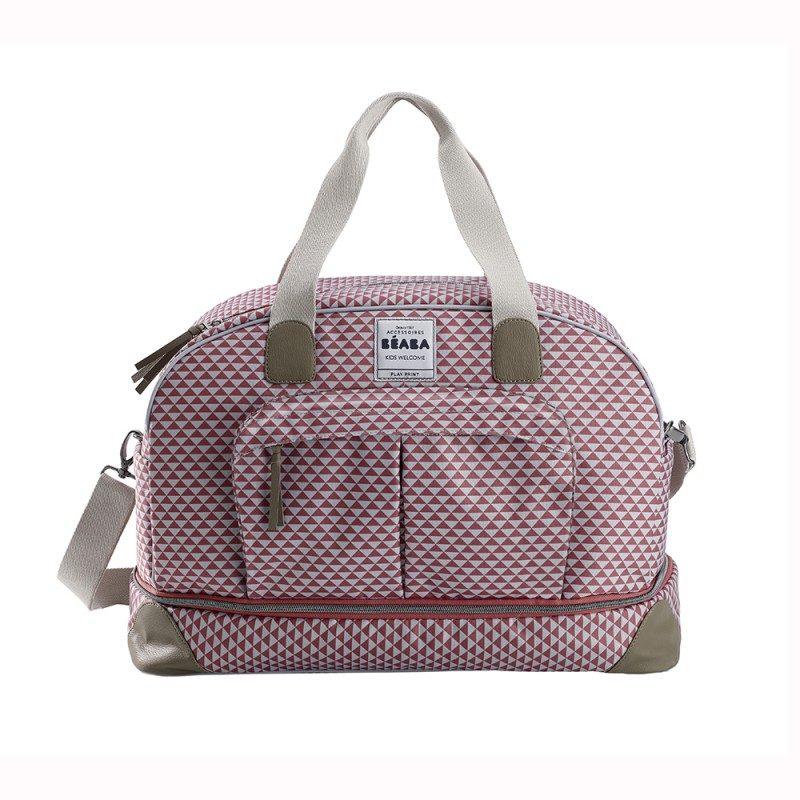 Beaba Changing Bag Amsterdam II Cумка для мамы Marsala