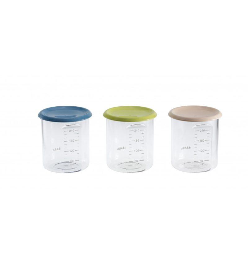 Beaba Контейнер для хранения, заморозки и разогрева 240 ml