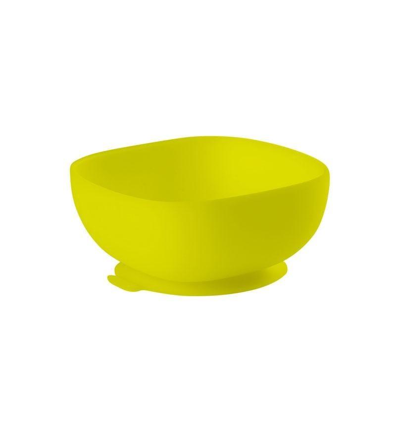 Beaba Silicone Suctio Bowl Gr, Neon