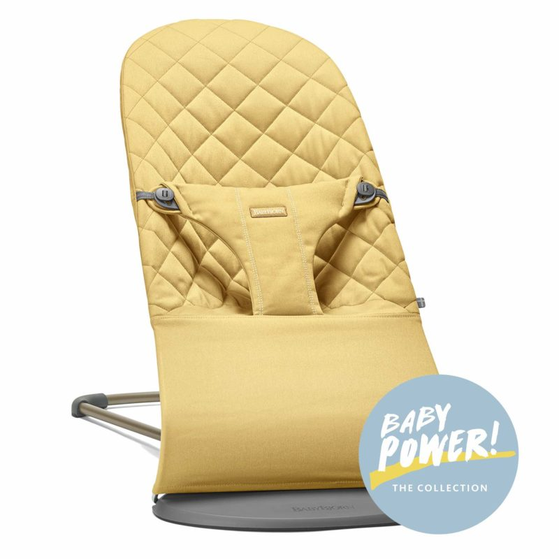 Bouncer Bliss - Yellow, Cotton
