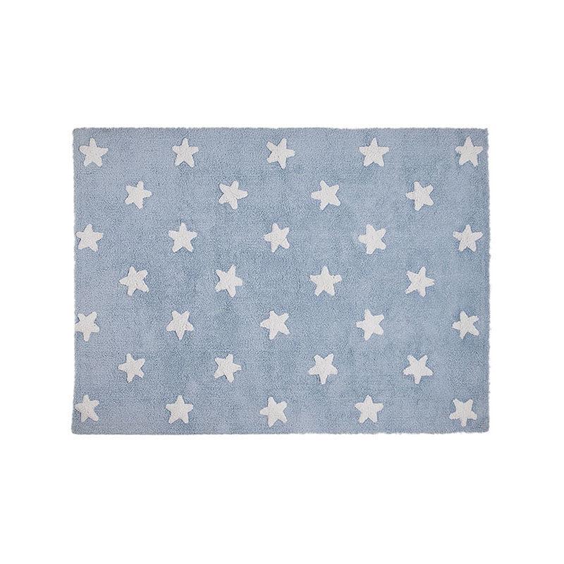 Stars голубой с белым
