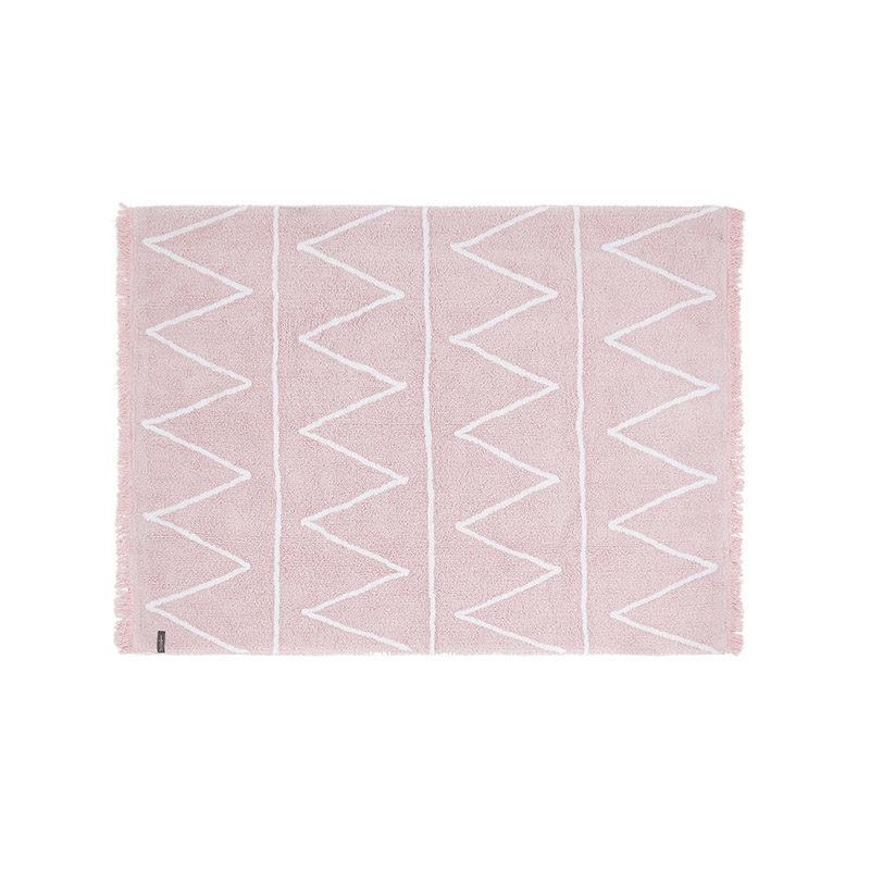 Lorena Canals Ковер Hippy розовый 120*160