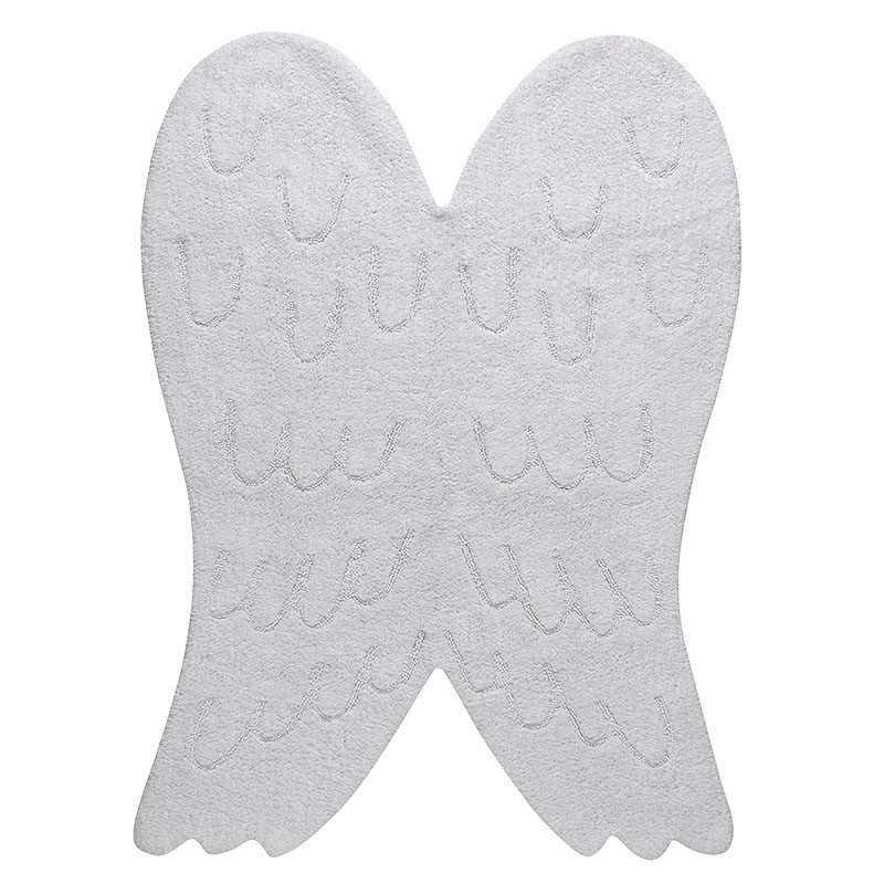 Ковер белые крылья