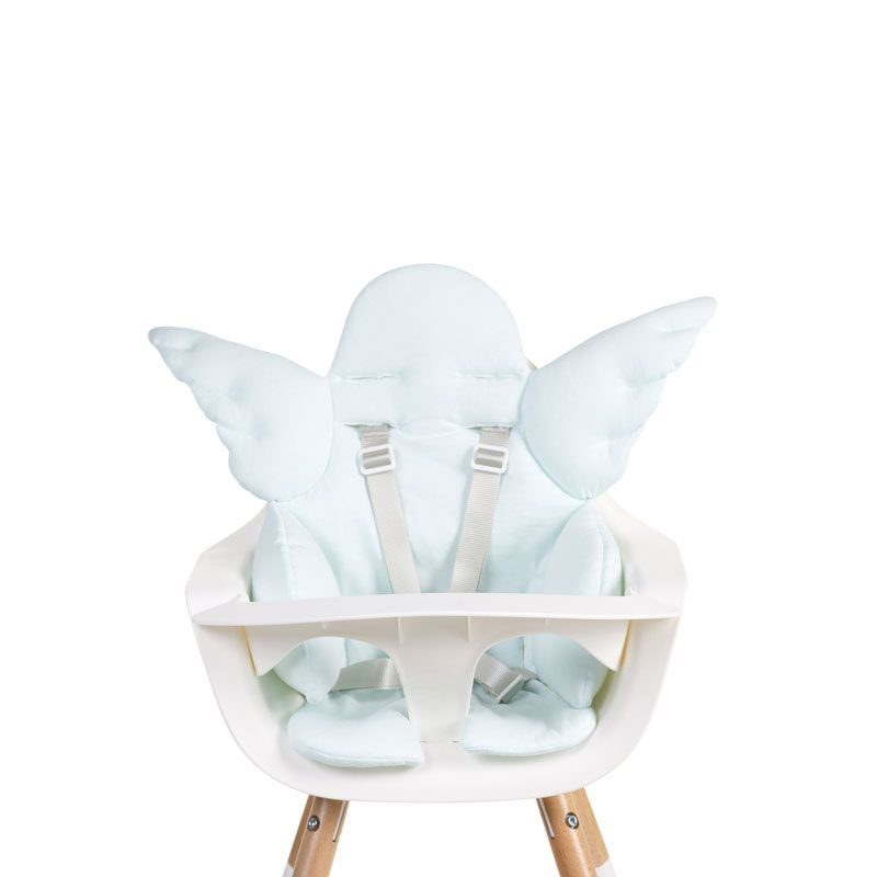 Childhome ANGEL UNIVERSAL Подушка для стульчика Evolu 2, Mint Blue