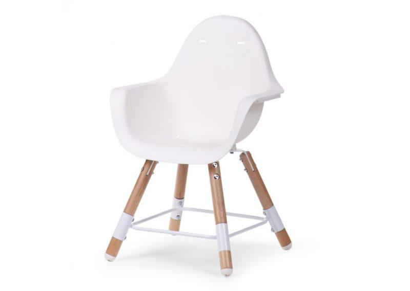 evolu детский стульчик для кормления