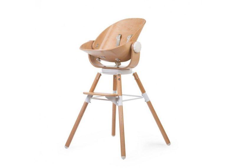Childhome Evolu Newborn seat Cиденье для новорожденного, Natural : WhiteChildhome Evolu Newborn seat Cиденье для новорожденного, Natural : White