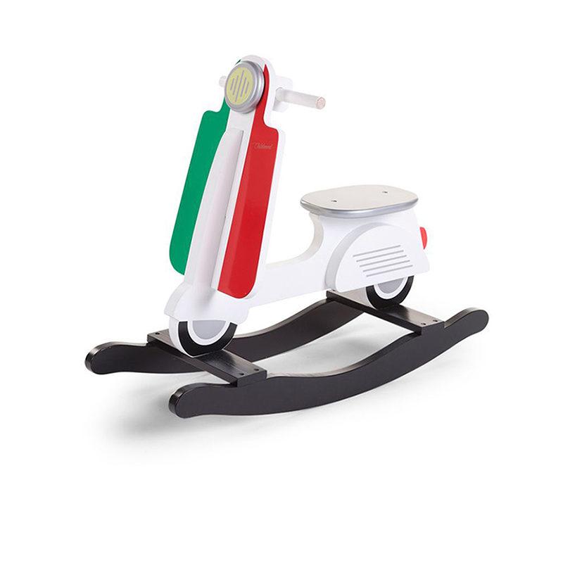 Childhome Мотороллер-качалка Rocking Scooter, Italy