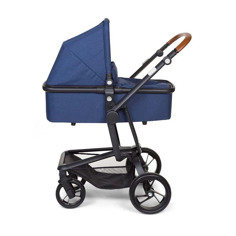 Childhome Urbanista Универсальная коляска 2 в 1, Canvas Blue