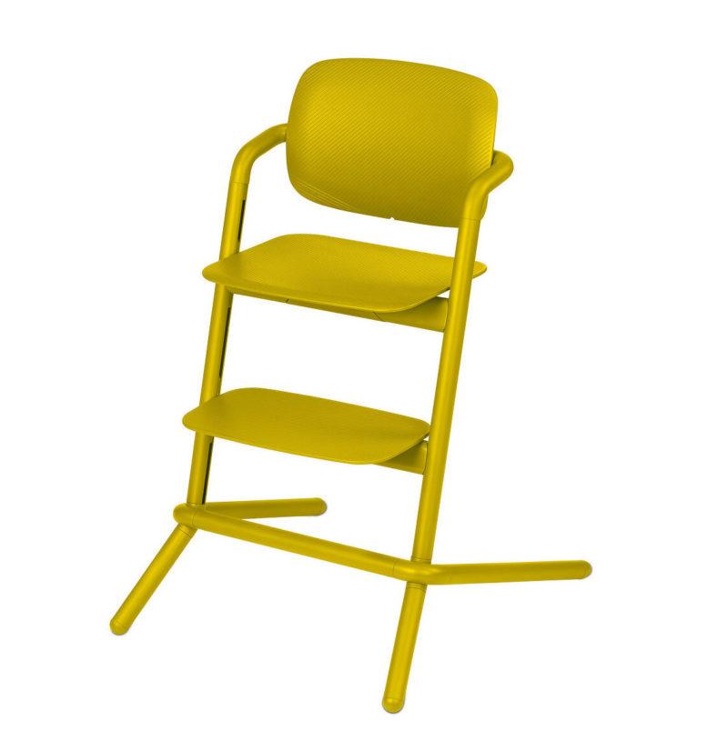Cybex Lemo Cтульчик для кормления, Canary Yellow