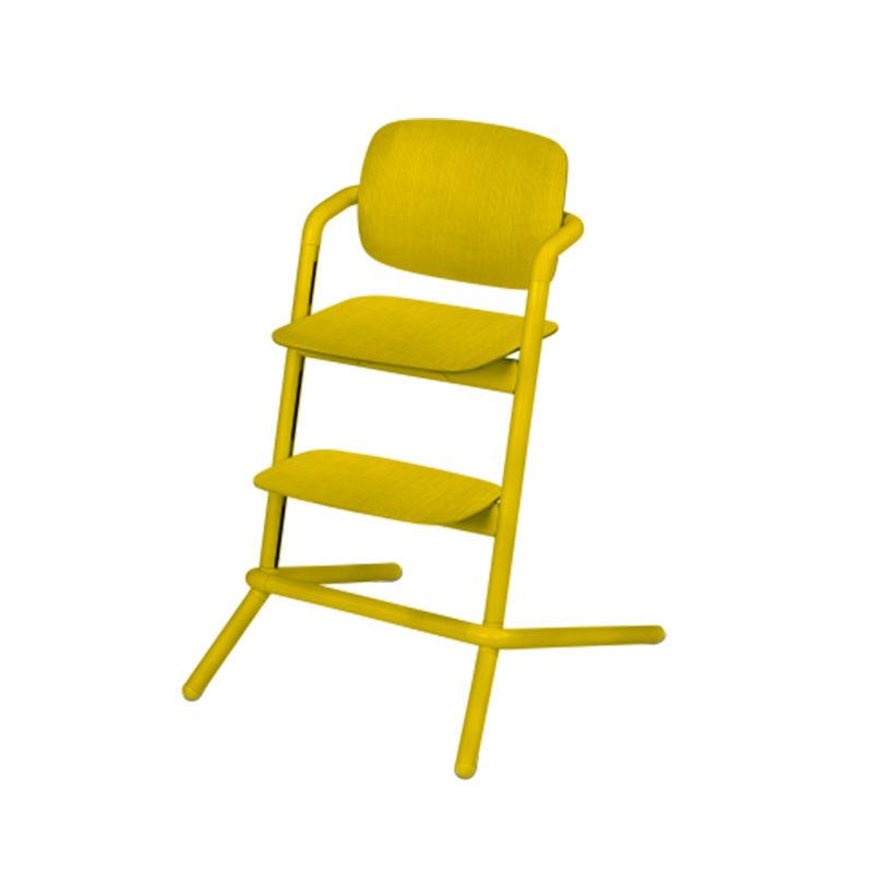 Cybex Lemo Wood Cтульчик для кормления, Canary Yellow