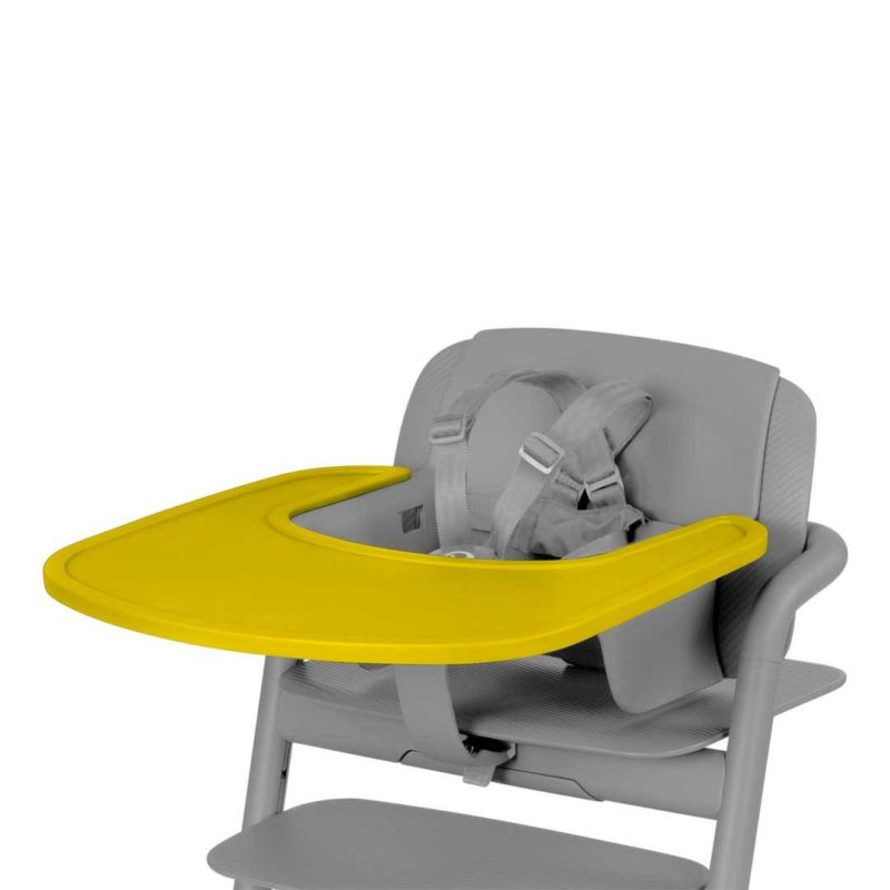 Cybex Столик к стульчику Lemo Tray, Canary Yellow