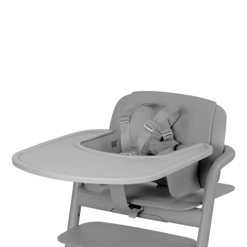 Cybex Столик к стульчику Lemo Tray, Storm Grey