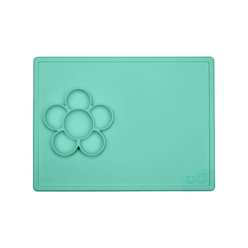 Ezpz Play mat силиконовая тарелка-плейсмат мятный