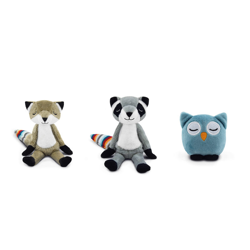 FAY-REX-OTIS_Zazu Ночник с магнитной мягкой игрушкой