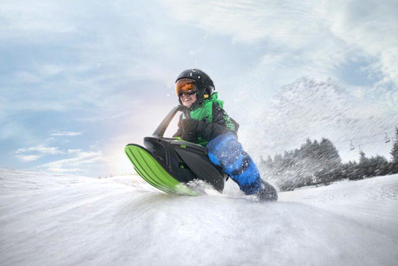 Gismo Riders Skidrifter Снежный балансир на лыже