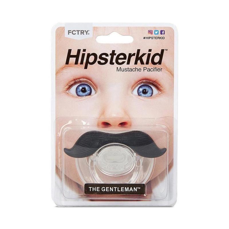 Hipsterkid соска Усы Джентельмена_1