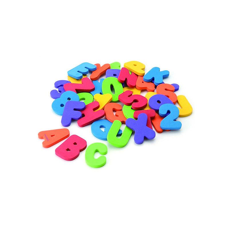 Игрушка для ванной Буквы и Цифры Munchkin