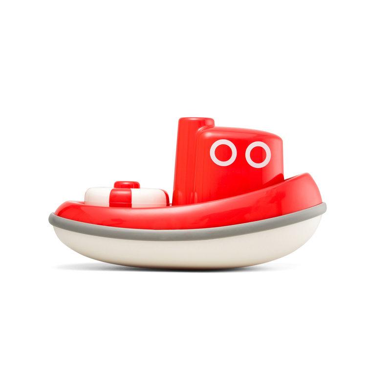 Kid O Грузовой корабль, Красный