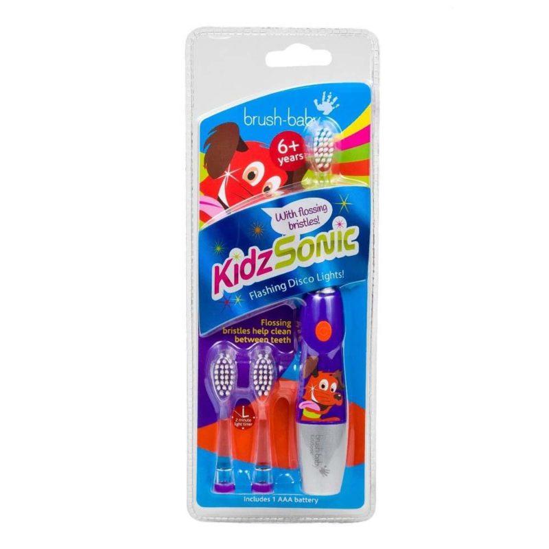 KidzSonic Electric Toothbrush (6+ Years)