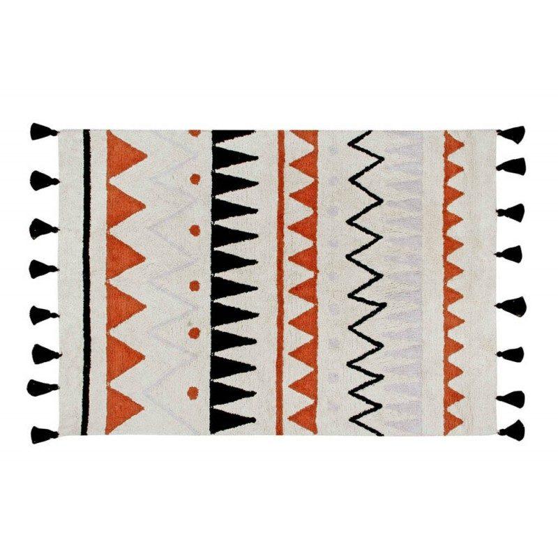 Ковер Ацтекский Azteca Natura (терракотовый)