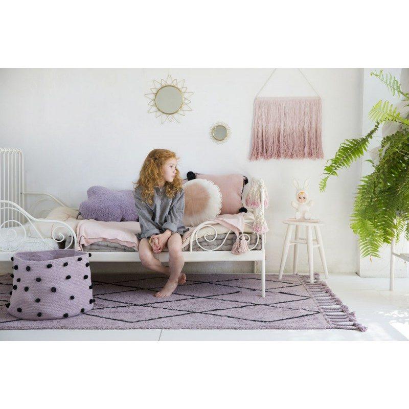 Lorena Canals Ковер Bereber винтажный розовый 140*200