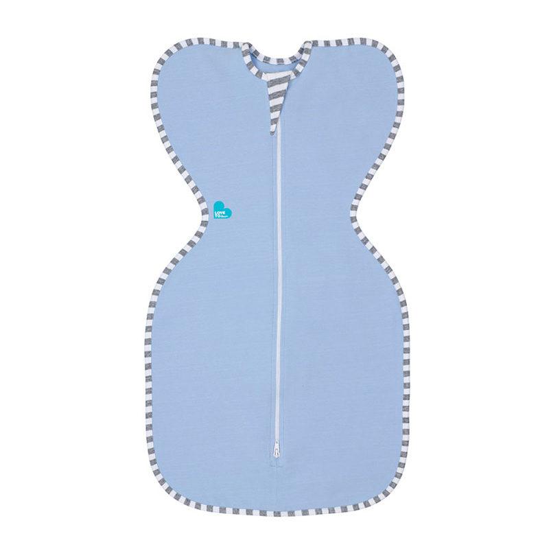 Love To Dream Swaddle UP Original Пеленальный мешок, Blue