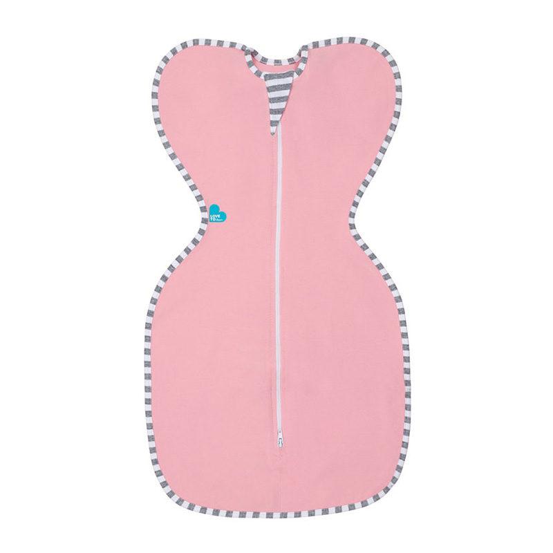 Love To Dream Swaddle UP Original Пеленальный мешок, Pink