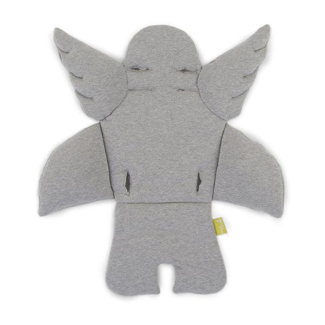 Natural ANTHRACITE 2 в 1 + мягкая подушка Angel Grey