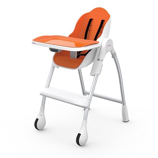 Oribel Cocoon™ Стульчик для кормления, Orange