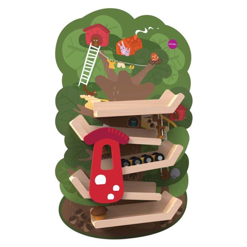 Oribel Vertiplay Игрушка на стену Приключение на вершине дерева