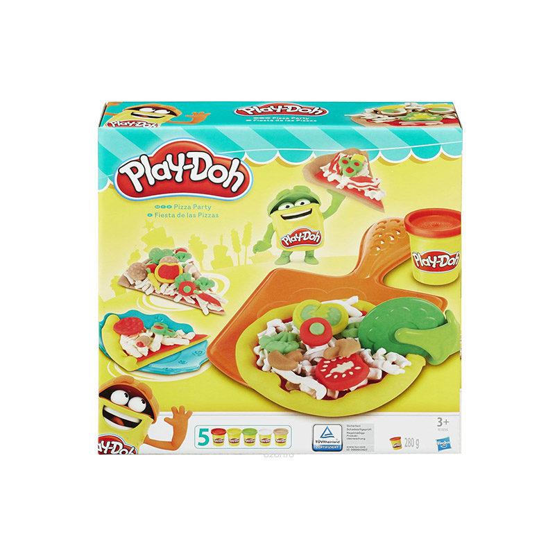 Play-Doh Пластилин Пицца набор
