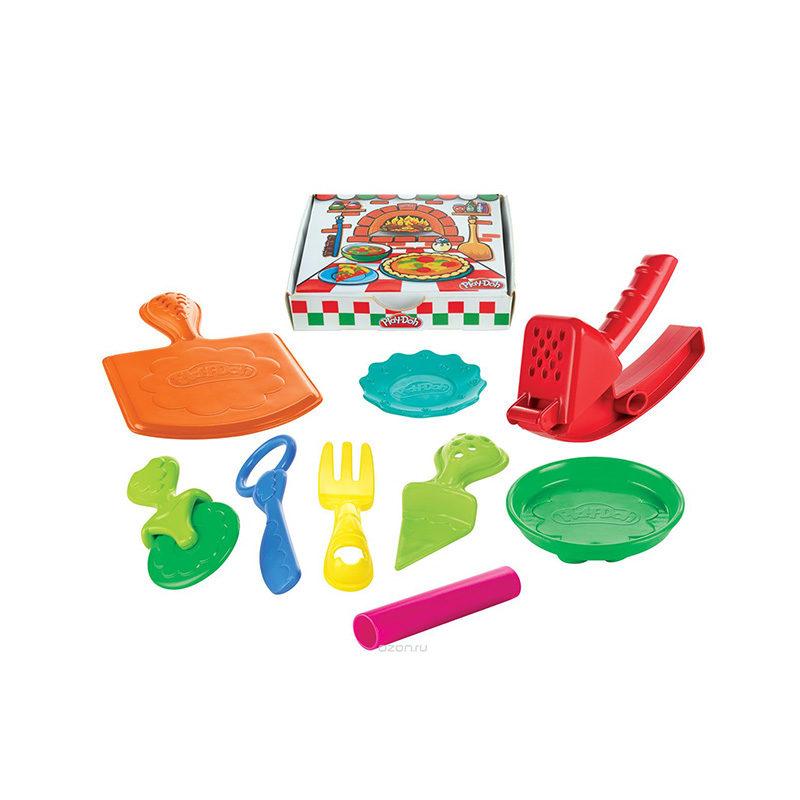 Play-Doh Пластилин Пицца набор Hasbro