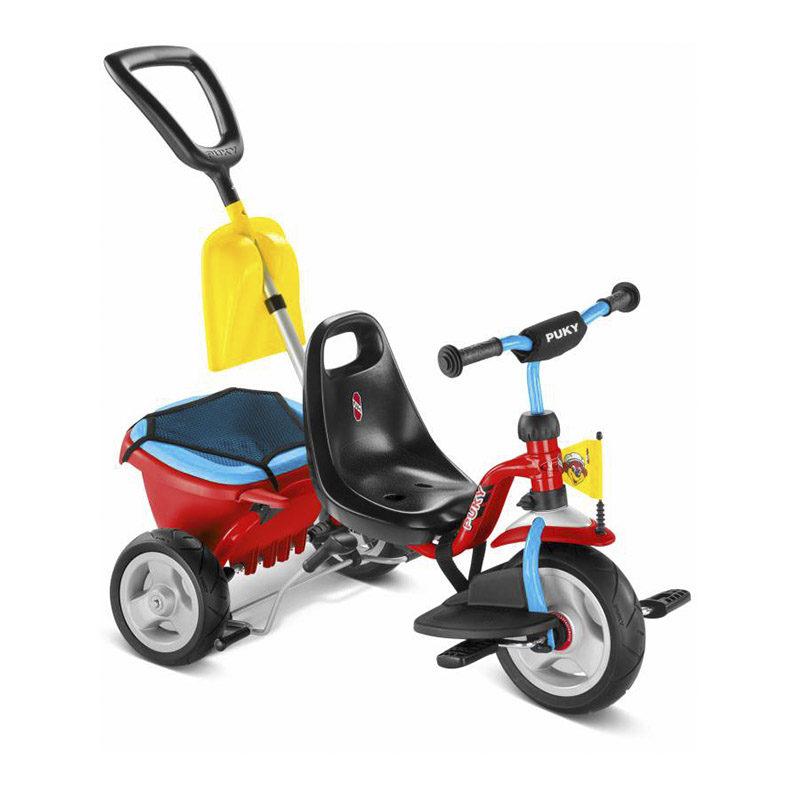 Puky Трехколесный велосипед CAT 1SP, red:blue