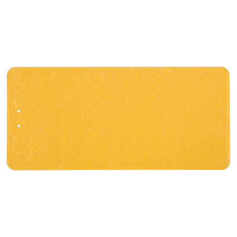 ROXY-KIDS Антискользящий резиновый коврик для ванны без отверстий