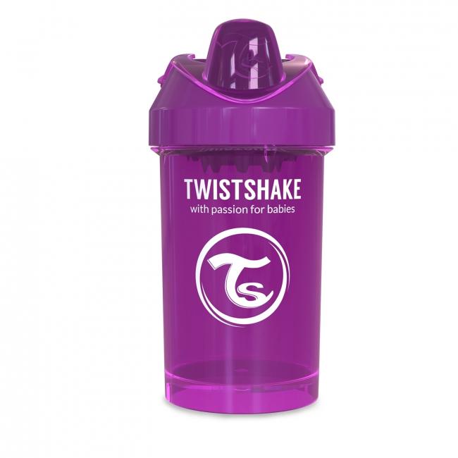 Twistshake Поильник Crawler Cup с ручками и сеточкой для смешивания, 300 мл, Bestie